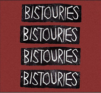 BISTOURIES   -TIME TO HAVE FUN (British '70s punk, U.S. power pop style)  45 RPM