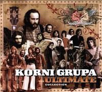 KORNI GRUPA   -ULTIMATE COLLECTION - Essential psych prog 68-74 DBL CD