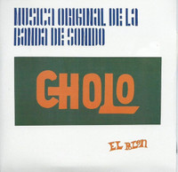 EL POLEN   -Cholo(S American 1970 trippy psych rock)CD