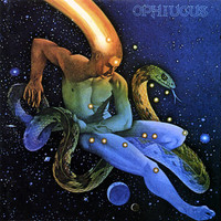 OPHIUCHUS  -ST (obscure 70s psych blues)  CD