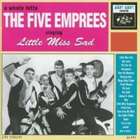 FIVE EMPREES  - Little Miss Sad (1965) CD
