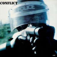 CONFLICT  -The Ungovernable Force (1986 punkers) CD