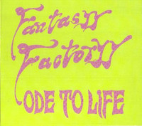 FANTASYY FACTORY   - Ode to Life ((Hendrix style psych) LAST ONE!  CD