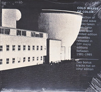 COLD WAVES OF COLOR VOL 1 ( UK new wave post punk electronic 1981-1985)    COMP CD
