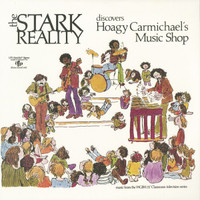 STARK REALITY   - Discovers Hoagy Carmichael's Music Shop  LP