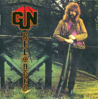GUN   - Reloaded - 1968 Brit legends) PLUS DVD&CD