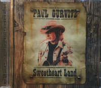 GURVITZ, PAUL -Sweetheart Land (Americana roots rock/ driving power pop- CD