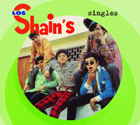 SHAINS, LOS - Singles 1966-1968 (60s Peruvian garage ) CD
