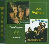 WALKERS, LOS   LOS WALKERS/ NOSOTROS ( 67 garage psych from ARGENTINA )  CD