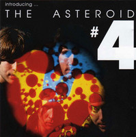 ASTEROID NO. 4 -INTRODUCING (mindwarping '60s British psych)  CD
