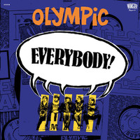 OLYMPIC  - EVERYBODY! (1965-68 Czech beat)   CD