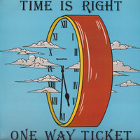 ONE WAY TICKET  -Time Is Right (obscure 60s Brit psych)CD