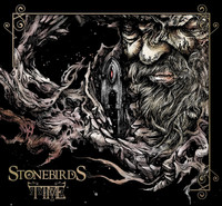 STONEBIRDS   -Time(French heavy rock) CD