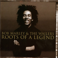 MARLEY, BOB & THE WAILERS  - Roots of a Legend plus DVD-  CD
