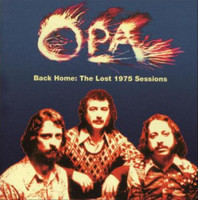 OPA  -Back Home: The Lost 1975 Sessions  CD