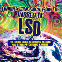 I WANNA COME BACK FROM THE WORLD OF LSD  - VA (60s Beat/New Mexico/Texas ) -LAST COPIES  COMP CD