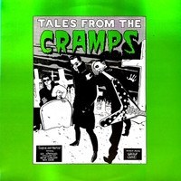 CRAMPS, THE  -Tales from the Cramps (Studio outtakes, Memphis, October 1977) LP