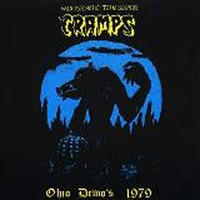 CRAMPS, THE  - WILD PSYCHOTIC TEEN SOUNDS   LP