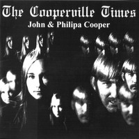 COOPER,JOHN & PHILIPPA   -The Cooperville Times (1969 Spooky psych folk-  CD
