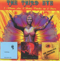 THIRD EYE  - Complete (1969 psych prog) DOUBLE CD   CD