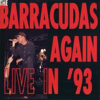 BARRACUDAS- AGAIN   Live in 93 -CD