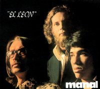 MANAL  -El Leon (early Argentine rock 1970)  CD
