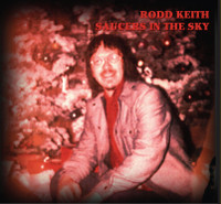 RODD , KEITH -Saucers in the Sky  (obscure 70s pop genius)  CD