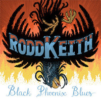 RODD , KEITH - Black Phoenix Blues (obscure 70s pop genius )2 ONLY!w download   LP
