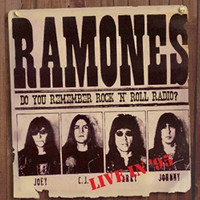 RAMONES   -Do You Remember Rock 'n' Roll Radio? Live in '95-  CD