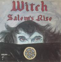 WITCH   - SAlem's Rise ( 1985 dark metal sought after buy collectors)  LP