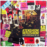ATENSHION! REFLESHION! (Spanish Psych Grooves 1967 - 1976) COMP CD