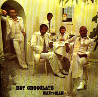 HOT CHOCOLATE  -Man to Man (70s soul funk)   CD