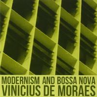 VINICIUS DE MORAES   -Modernism and Bossa Nova-  CD