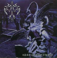 A TORTURED SOUL  - KISS OF THE THORN (100% old school Heavy Metal )-  CD