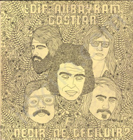 AKBAYRAM, EDIP -DOSTLAR  - NEDIR NE DEGILDIR? (70s Turkish fuzz)   CD