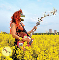 LAVA 303 - GODDESS RULES (ACID ROCK) CD