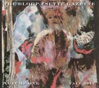 BLORP ESETTE GAZETTE - Vol 1 Audio Magazine 17 tracks   COMP CD