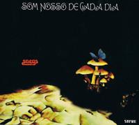 SOM NOSSO DE CADA DIA   - Snegs (1974 Brazilian prog) CD