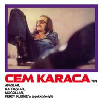 CEM KARACA   -Apa lar, Karda lar, Mo ollar, Ferdy Klein Orkestrasõ 1974 - (TURKISH ROCK PIONEER 1960s and 70s)   LP