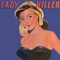 MOUSE   - LADY KILLER (1976 hard rock/psych/blues) LP