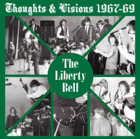 LIBERTY BELL-Thoughts and Visions  67-69 ( Brillant Five-Star-Texas-Garage-Punk) LP
