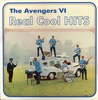 AVENGERS V1 - Really Cool Hits w download  (1966  Original So Cal SURF)LP