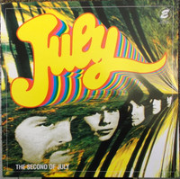 JULY  - Second of July (Stunning demos by one of the most important psych bands ever) CD