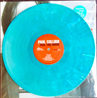 COLLINS, PAUL - Feel The Noise (FORMER NERVES) LAST COPIES LTD ED OF 200 TURQUOISE MARBLE  VINYL