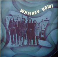 WHISKEY HOWL - ST ( Obscure 70s Funk/Blues )CD
