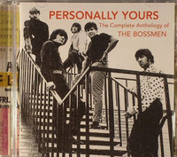 BOSSMEN   - Personally Yours: The Complete Anthology  w liners, rare photos, booklet. CD