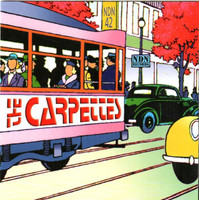 CARPETTES  - ST   (super catchy pop 70s pop punk) CD