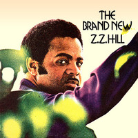 ZZ HILL - The Brand New- w liner notes flier by SWAMP DOGG (70s soul)BLACK VINYL GATEFOLD LAST COPIES! LP