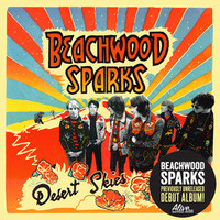 BEACHWOOD SPARKS  - Desert Skies (LA-based cosmic country-rock) -digipack w bonus tracks -  CD