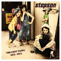 STEPSON  - Lost Tapes (Bluesy hard rock '74  Ltd ed with insert , liners and photos)- LP